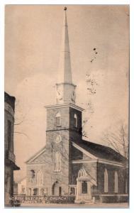 North Reformed Church, Dumont, NJ Postcard