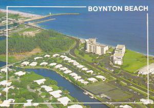 Aerial View Boynton Beach Florida