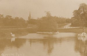 RP: Manchester, Lancashire, England, UK , 1905 ; Queen's Park