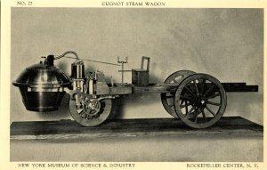 Cugnot Steam Wagon