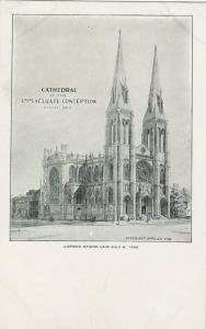 DENVER, Colorado, 1901-07; Cathedral of The Immaculate Conception