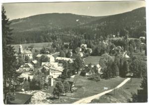 Czech Republic, KRKONOSE, Harrachov, used RP Postcard