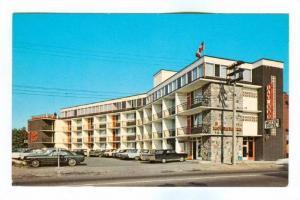 Baywood Motor Hotel, North Bay, Ontario, Canada, 1940-1960s