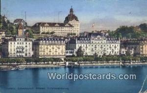 Luzern Swizerland, Schweiz, Svizzera, Suisse Schweizerhof, Schweiz  Schweizer...