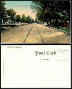 ALABAMA Postcard - Huntsville, East Holmes Street O27
