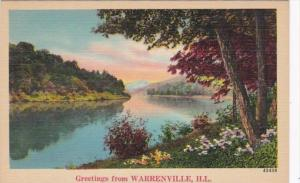 Greetings From Warrenville Illinois
