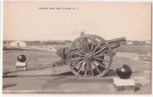 Reveille Gun, Fort Slocum NY