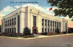 Tennessee KNoxville Post Office 1954