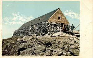NH - Mount Washington. Tip Top House