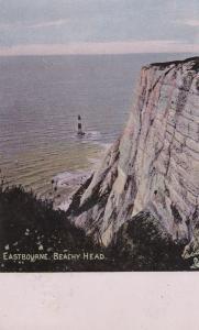 TUCK #4704; EASTBOURNE, East Sussex, England, United Kingdom, PU-1906; Beachy...