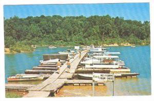 Boat Docks, Leiber State park, Putnam, Owen County Line, Indiana, 40-60s