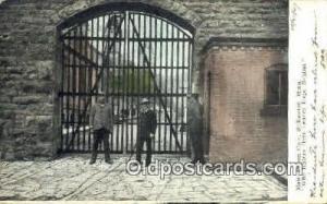 Stillwater, Minn, Minnesota, USA Prison, Jail, Penitentiary, Postcard Postcar...