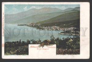 108776 Croatia ABBAZIA Opatija VOLOSCA Volosko Monte Maggiore