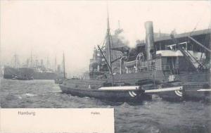 Germany Hamburg Hafen