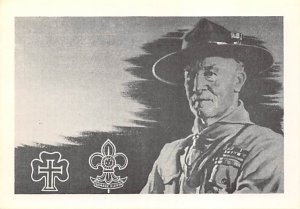 Scouts Post Card Unused