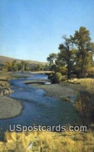 John Day River Eastern Oregon OR Unused