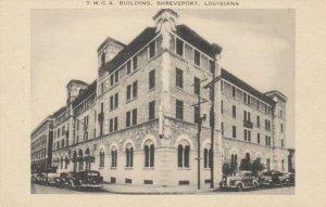 SHREVEPORT , Louisiana , 1930s ; Y.M.C.A. Building