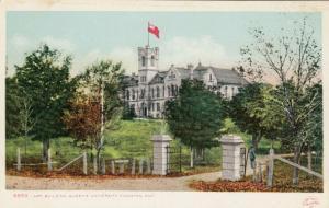 KINGSTON , Ontario , 1901-07 ; Art Building , Queen's University