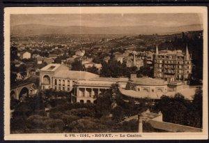 Casino,Royat,France BIN