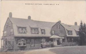 Canada New Brunswick Campo Bello Roosevelt Cottage
