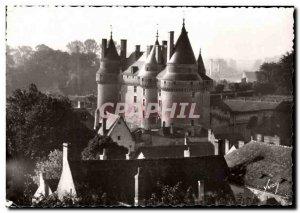 Old Postcard Langeais Facade North Castle