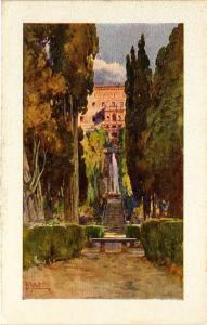 CPA TIVOLI Villa d'Este ITALY (545555)