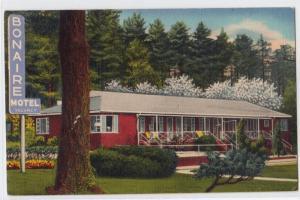 Bonaire Motel, Hendersonville NC