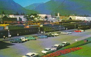 Canada General View Revelstoke British Columbia