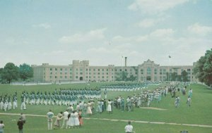 LEXINGTON , Virginia, 1950-60s ; V.M.I.