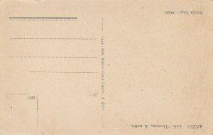 ANZIO ,  Italy , 1900-10s ; Lido Tirrena di notte