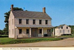 NY - Long Island, Old Bethpage Village. Noon Inn