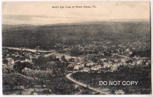 Bird's-eye View White Haven PA