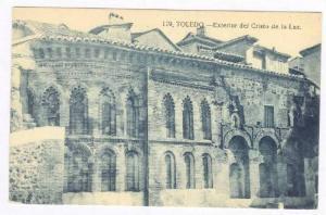 Exterior Del Cristo De La Luz, Toledo, Spain, 1900-1910s