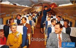American Airlines DC7 Flagship unused