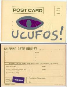 UFO - UCUFOS !