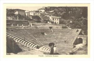 Anfiteatro Romano, Fiesole (Florence), Italy, 1900-1910s
