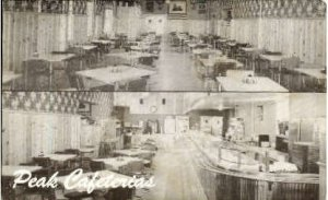Peak Cafeterias Manitou Springs, CO, USA Unused