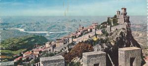 SAN MARINO , 40-50s ; Panorama