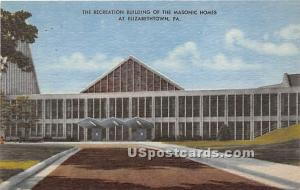 Recreation Building of the Masonic Homes -pa_qq_9301
