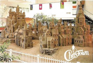 Sand Sculpture Old King Cole's Castle Christown Mall Phoenix AZ 4 by 6 Size