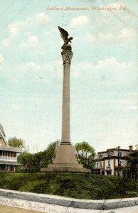 DE - Wilmington. Soldiers Monument