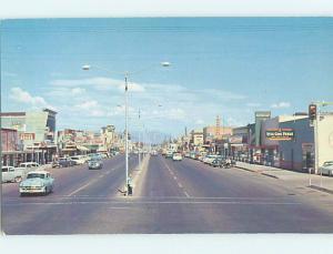 Unused Pre-1980 STREET SCENE Mesa Arizona AZ hs2988