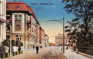 Hungary Szeged Battyanyi utca 1919