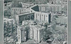 Wardman Park Hotel Washington DC 1953