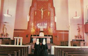 HALIFAX , Nova Scotia , 50-60s ; Immaculate Conception Chapel #2