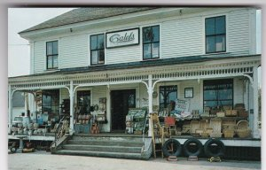New Hampshire East Barrington Calef's Famous Country Store Opened 1869 sk7481
