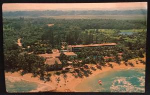 Postcard Used Dorado Beach Puerto RicoLB