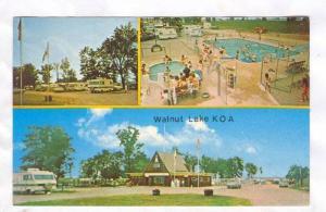 Walnut Lake Koa, Jeffersonville, Ohio, 40-60s