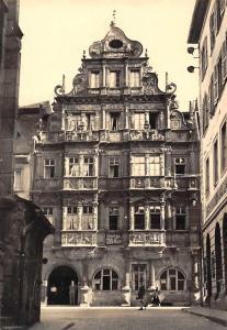Heidelberg, Alte Bruecke, Atelier und Fachgeschaeft, Strasse Street