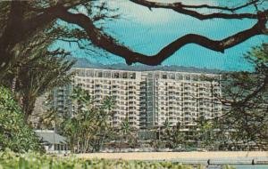 Hawaii Honolulu Kahala Hilton 1967